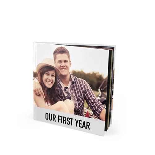 8x8 Hardcover Yearbook