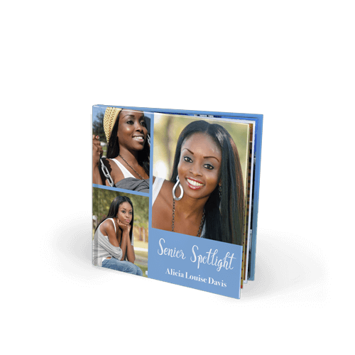 8.5x8.5 Hardcover Yearbook